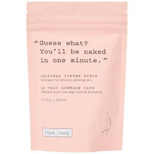 Frank Body 纯天然咖啡身体磨砂膏 200g
