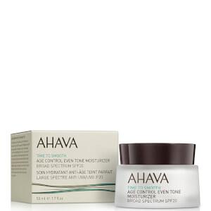 AHAVA 逆龄均肤保湿霜 SPF 20 50ml
