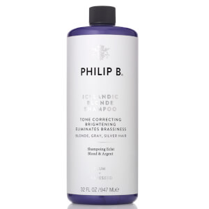 Philip B 冰岛金发护发素 32 fl oz/947ml