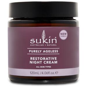 Sukin Purely Ageless Night Cream 120ml