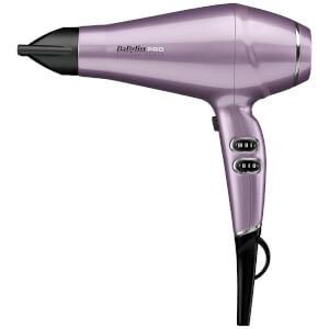 BaByliss PRO 角蛋白护发吹风机 - 亮泽紫