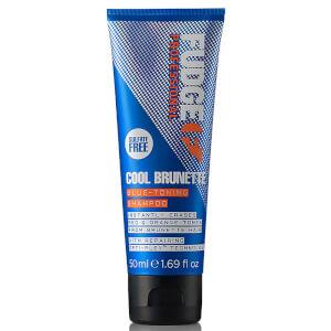 Fudge 净色洗发水 50ml | 深色头发适用