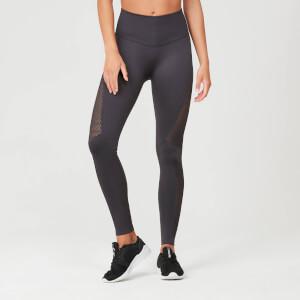 SHAPE SEAMLESS 无缝系列 女士修饰紧身运动健身裤 - 铁灰