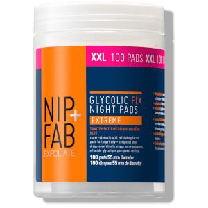 NIP+FAB 乙醇酸修护夜用洁肤棉丨超值装