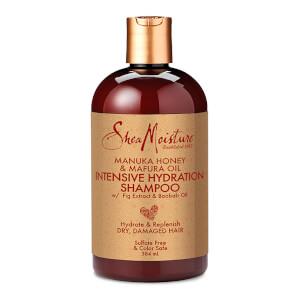 Shea Moisture 麦卢卡蜂蜜+玛芙油密集保湿洗发水 384ml