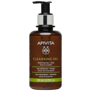 APIVITA 洁面啫喱 200ml | 油性/混合性肤质