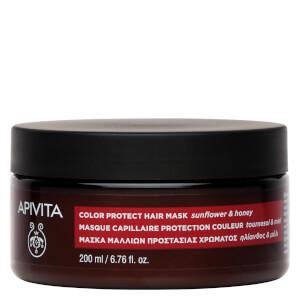 APIVITA 全面护发系列护色发膜 200ml | 向日葵和蜂蜜