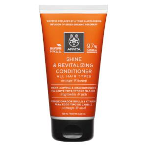 APIVITA 全面护发系列亮泽修复护发素 150ml | 香橙和蜂蜜