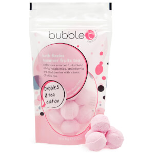 Bubble T 夏日水果系列茶香沐浴气泡弹 10 x 8g