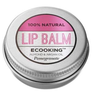 Ecooking 唇膏 15ml | 红石榴