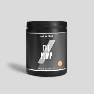 THE Pump 尖端低咖啡因预锻炼