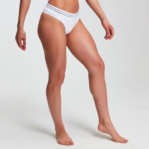 Seamless 无缝系列 女士内裤 - 白
