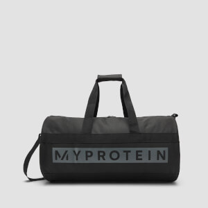 Myprotein Essentials Barrel Bag - Black