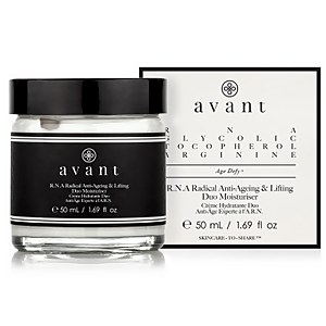 Avant Skincare R.N.A Radical Anti-Ageing and Lifting Duo Moisturiser 50ml