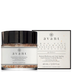 Avant Skincare 即刻亮泽驻颜啫喱 | 含黄金和古铜色珍珠微粒