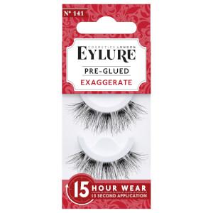 Eylure 141 号免胶水浓密假睫毛
