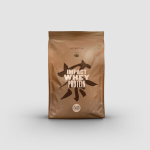 Myprotein Impact Whey Protein, Hojicha Latte, 1kg