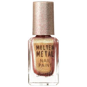 Barry M Cosmetics 熔化金属指甲油 | 多色可选
