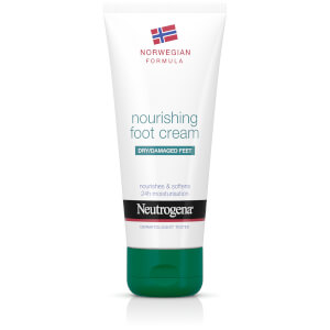 Neutrogena Norwegian Formula Nourishing Foot Cream for Dry/Damaged Feet 100ml