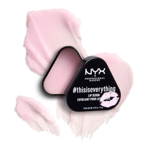 NYX Professional Makeup This is Everything Lip Scrub