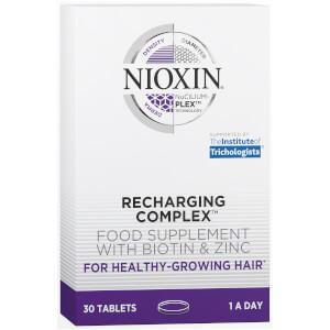 NIOXIN 秀发能量复合营养补充剂 30 片