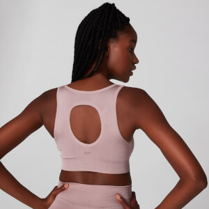 Shape Seamless 无缝系列 女士 Ultra 运动内衣 - 粉色