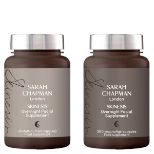 Sarah Chapman Skinesis 睡眠养肤胶囊 2 x 30 粒