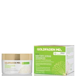 Goldfaden MD 优选红水晶力量去角质膏 100ml