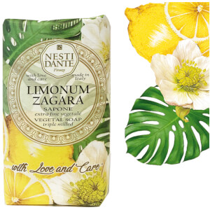 Nesti Dante 柠檬橙花 5 号香皂 250g