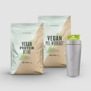 Vegan Performance Bundle 纯素表现套组