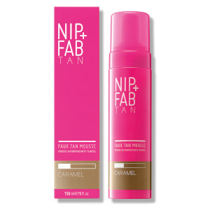 NIP+FAB 美黑摩丝 150ml | 焦糖色