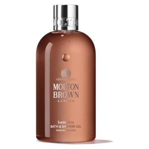 Molton Brown 麂绒鸢尾草沐浴露