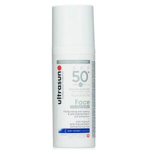 Ultrasun 抗暗斑面部防护乳 SPF50+ 50ml
