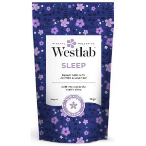 Westlab 睡眠沐浴盐 1000g
