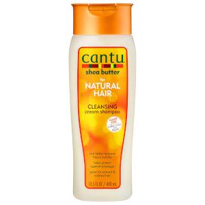 Cantu 乳木果油无硫酸盐洗发乳 400ml | 适合自然头发