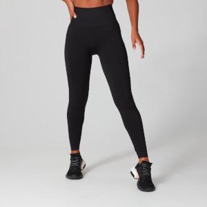 Shape Seamless 无缝系列女士 Ultra 紧身裤 - 黑色