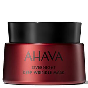 AHAVA 深度睡眠抗皱面膜 50ml | 专享版