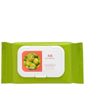 Holika Holika 每日清新橄榄洗面巾