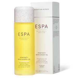 ESPA 正能量沐浴身体护理油 100ml