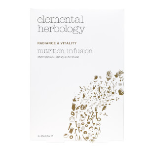 Elemental Herbology Nutrition Infusion Sheet Mask (Single Pack)