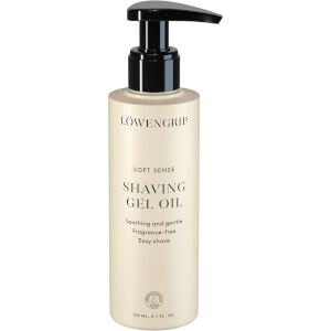 Löwengrip 柔滑触感剃须啫喱油 150ml