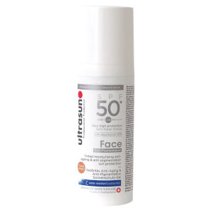Ultrasun 抗暗斑修颜面部防护乳 SPF50+ 50ml