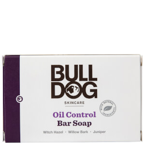 Bulldog 控油香皂 200g