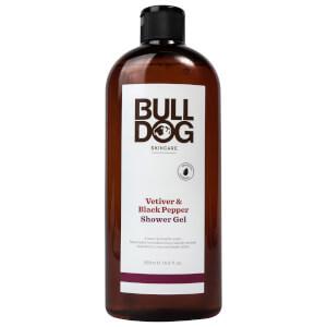 Bulldog 黑胡椒和岩兰草沐浴露500ml
