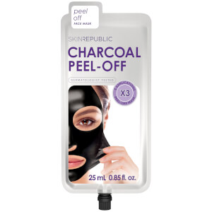 Skin Republic Charcoal Peel Off Mask 25ml (3 Applications)