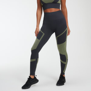 Impact Seamless 无缝系列 女士紧身健身裤 - 绿色