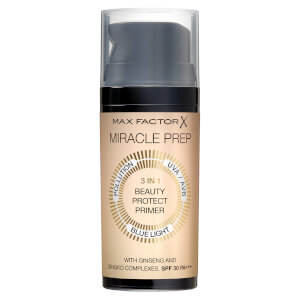 Max Factor Miracle Beauty 3-in-1 Prep Primer 30ml