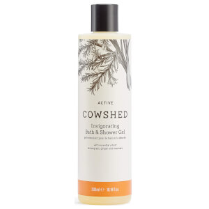 Cowshed 活力焕活沐浴露 300ml