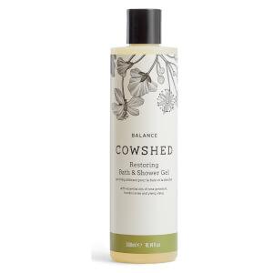Cowshed 平衡修护沐浴露 300ml