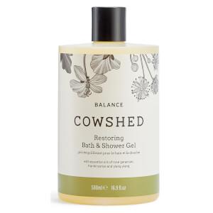 Cowshed 平衡修护沐浴露 500ml